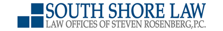 South Shore Law and the Law Offices of Steven Rosenberg, PC of Hingham, Massachusetts Logo Small
